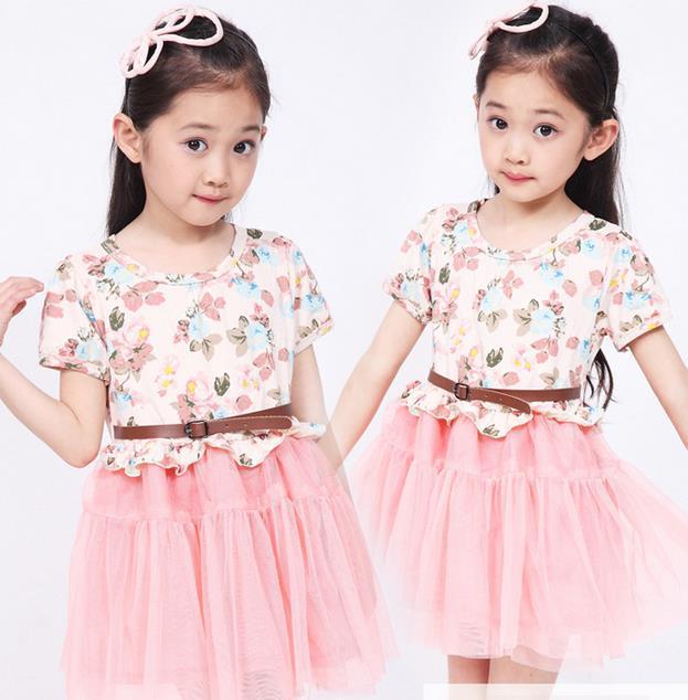 Aliexpress.com : Buy New 2015 children clothing baby girl dress ...