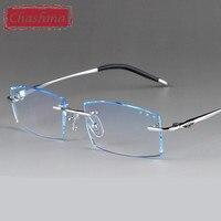Titan Chashma Receptę Okulary Mężczyzna Kolorowe Soczewki Okulary Krótkowzroczności Gotowe