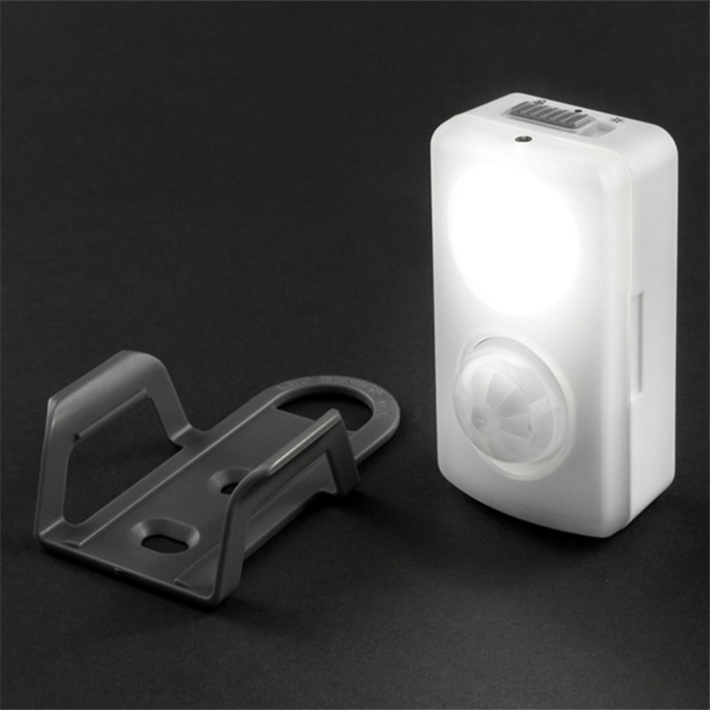 Magnetic Induction LED Motion Sensor Night Light LED Lamp ...