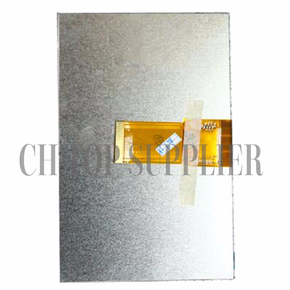 New LCD display matrix For 7 Supra M723G 3G Tablet inner LCD Screen Panel Module Replacement Free Shipping new lcd display matrix for 7 supra m72kg 3g inner 163 97mm lcd screen panel lens tablet module replacement free shipping