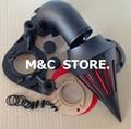 Cromo pico filtro aire fit para harley s & s evo cv sportster custom x