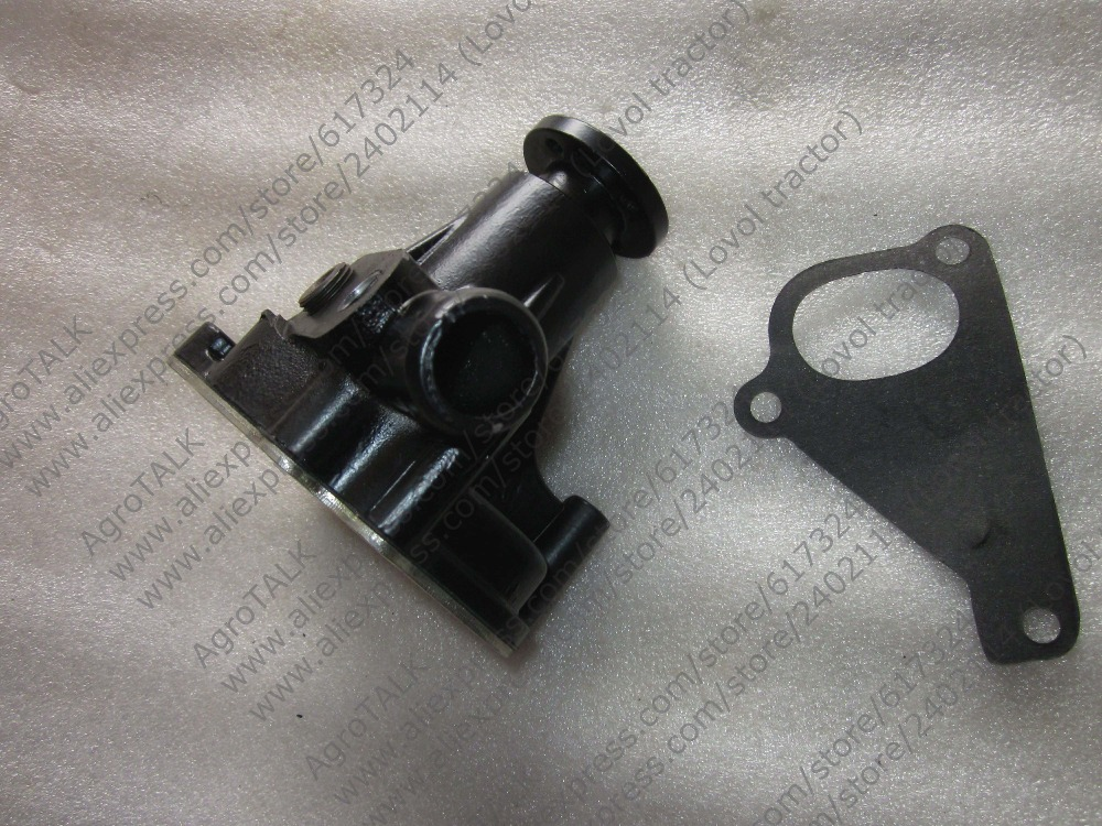 Yanmar water pump assembly, reference 4TNE88 4TNV88 new gasket set 129407 01340 for 4tnv88 4tne88 engine 719609 92610