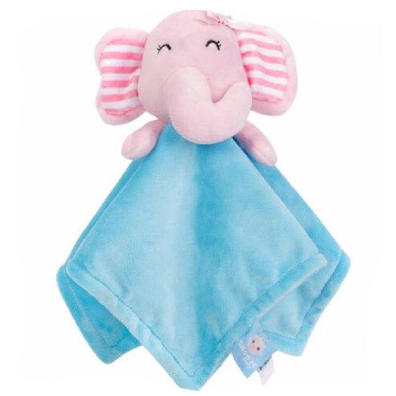 Új Design Elephant Teether Baby Játékok Újszülött Csecsemő Korai Oktatási Gyerekek Játék Baba Rattle Ring Bell