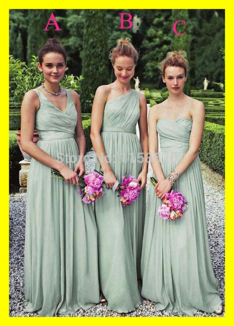 bridesmaid dress different styles same color - Bridesmaid Dresses Same Color Different Style