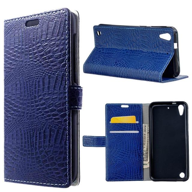 htc 530 case. for htc desire 530 case luxury crocodile leather wallet flip cover sfor cell htc e
