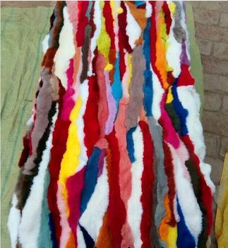 Rex królik wielokolorowy patchwork płyty ubrania tkaniny ubrania rex królik skóry DIY materiał parka podszewka dziewczyna kurtka tanie i dobre opinie WOMEN Prawdziwe futro Szeroki zwężone Pełna O-neck STANDARD RP-004 Rex królik futro Przycisk zadaszone REGULAR Grube ciepłe futro