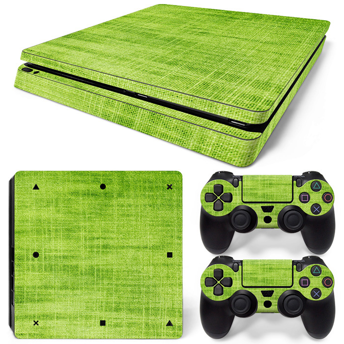 New Arrival Panting Design for PS4 Slim Skin Sticker Game Decal
