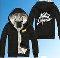 GamingTeam Navi Natus Vincere Na`Vi Winter Thicken Hoodies sweatshirt Casual Hooded Long Sleeve Design Hoodie