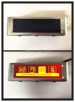 Genuine Car screen support USB Bluetooth 4 menu Display Red monitor 12 pin for Peugeot 307 407 408 for citroen C4 C5