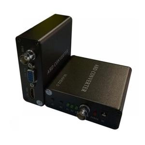 Image 3 - AHD to HDMI/VGA/CVBS HD video converter for high definition large screen LED digital LCD TV transmission data signal