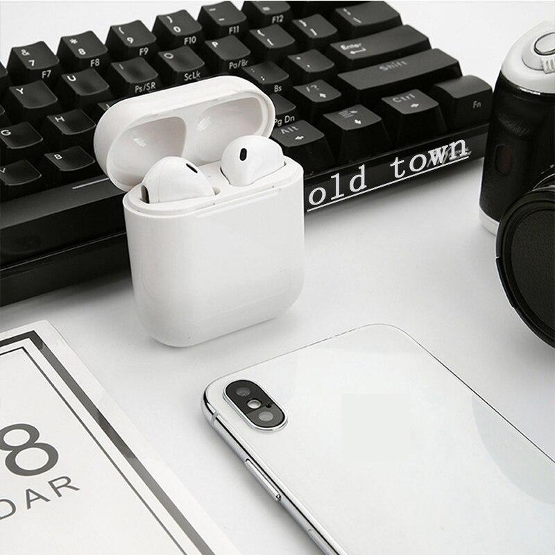 Air pod Tws I11 TWS Bluetooth fone de ouvido gaming Headset 5.0 Cuffia Aria Baccelli per Appl cuscinetti auricolari cuffie auricolari