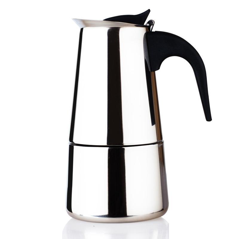 450ml 9 Cups Coffee Utensils Espresso Extraction Tool Italy Espresso Coffee Maker Italian Coffee ...
