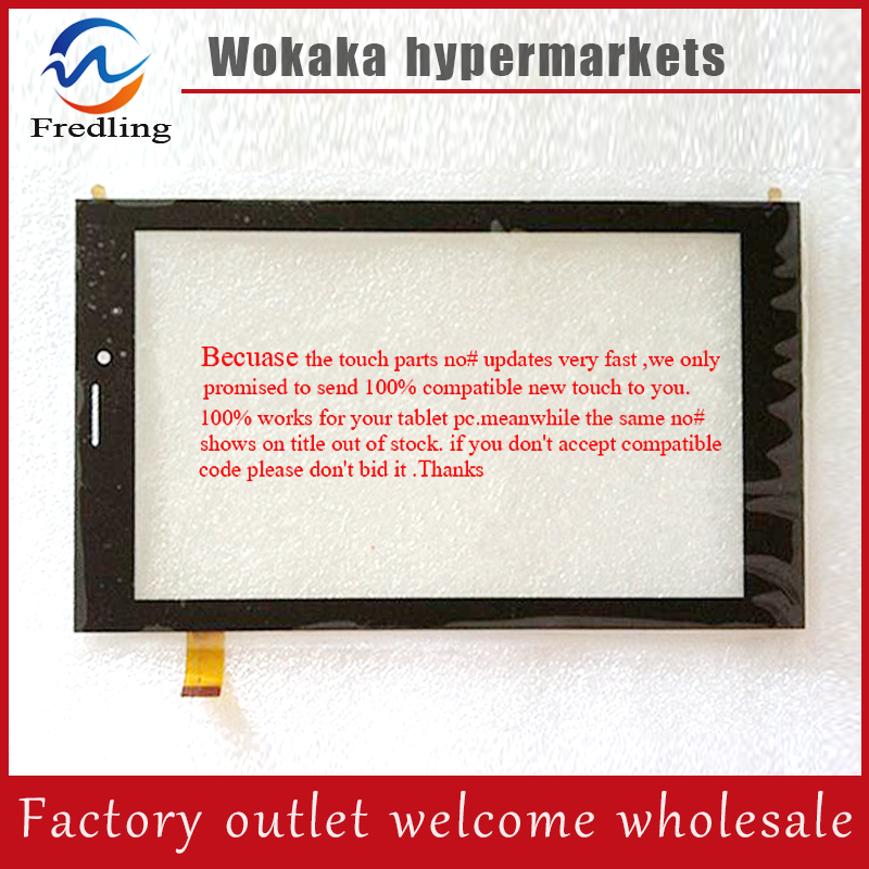 Original New 7'' Inches Touch Screen Panel Digiziter for ODYS PRO Q8 Tablet PC Touchscreen Replacement Assembly Free Shipping lcd screen display touch panel digiziter for htc g10 desire hd a9191 a9199 black free shipping