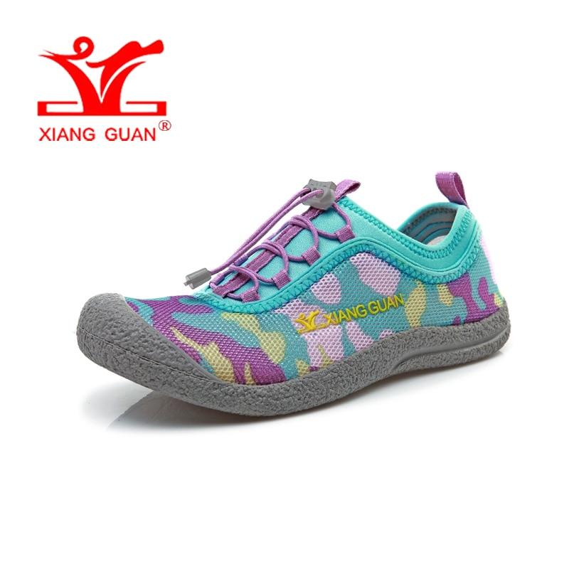Woman Wading Upstream Shoes Women Summer Lycra Mesh Slippers Beach Aqua Sandals Water Sports Footwear Outdoor Walking Sneakers 6