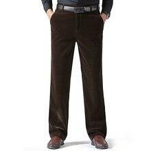 цена на ZOGAA 2019 New Design Casual Men Pants Cotton Slim Pant Straight Trousers Fashion Business Male Solid Formal Suit Pants Hot Sale