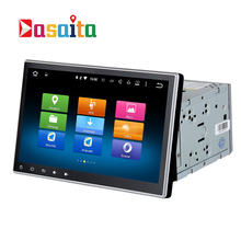 2 Din Radio Android Car Interchangeable Audio Adjustable Angle Screen Head-unit Radio recorder 10.2 inch browser PX5 octa-core