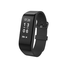 Original Fitband F2S Smart Fitness Bracelet watch Wristband Miband OLED Touchpad Sleep Monitor Heart Rate Fit