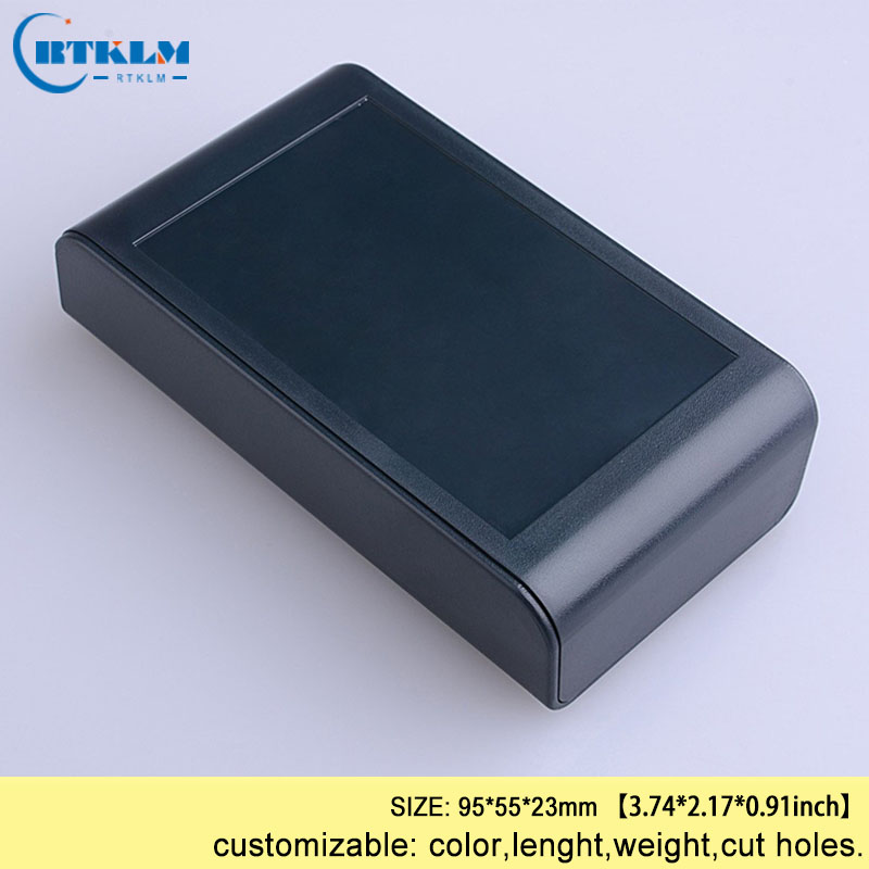 Small Rectangle Plastic Electrical Project Box