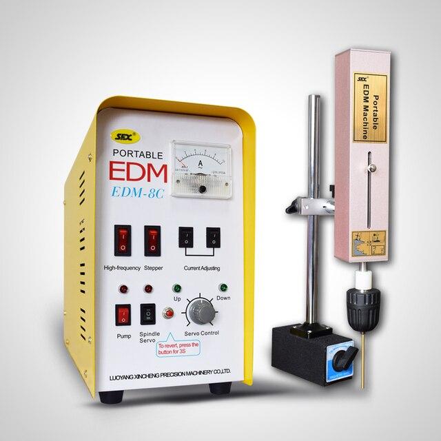 Small Hole Drilling Edm Machines / Small Edm Wire Cut Machine Brand ...