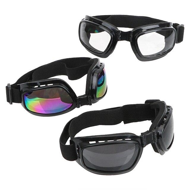 LEEPEE Motorcycle Glasses Anti Glare Motocross Sunglasses Sports Ski Goggles Windproof Dustproof UV Protection 2