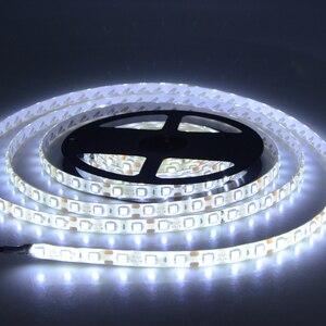 Image 4 - Светодиодная лента RGB 5050, 5 метров, 300 светодиодов, 12 В постоянного тока, светодиодная Водонепроницаемая Диодная ленсветильник IP65, красный, зеленый, синий, теплый/холодный белый
