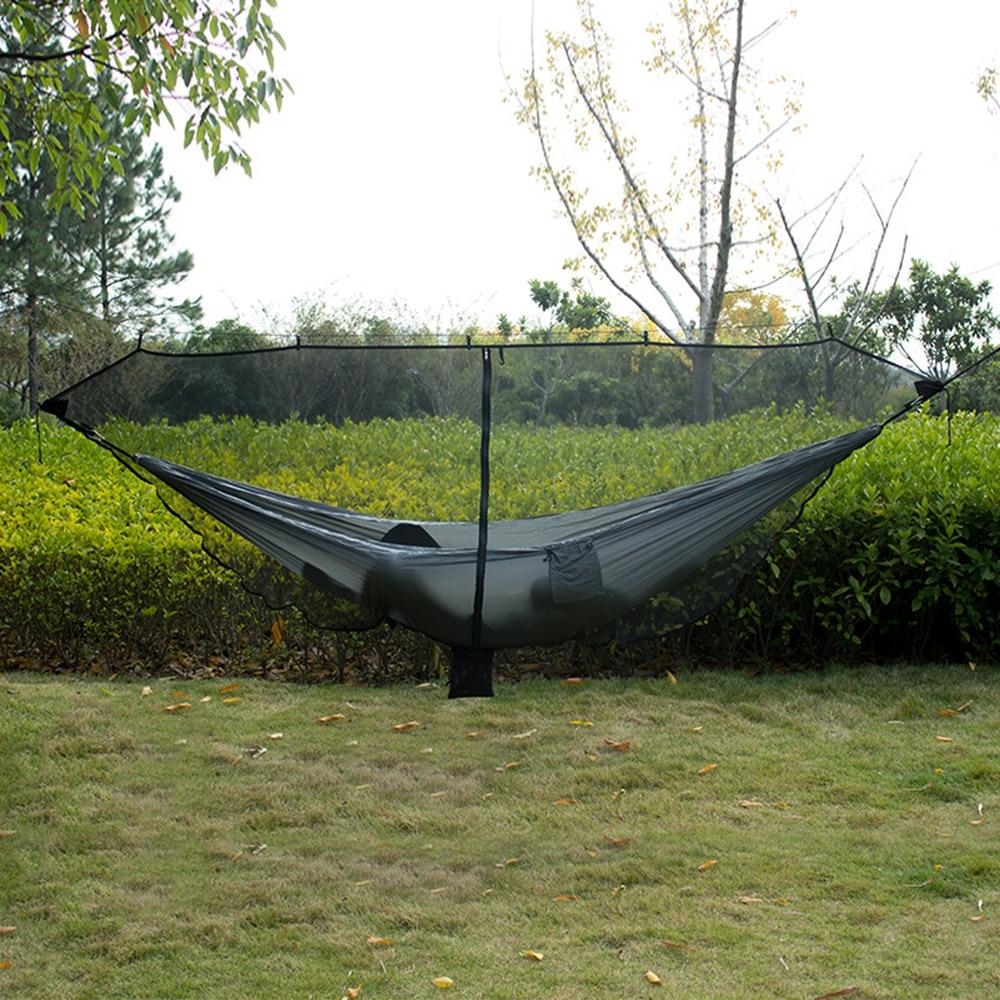Ultralight Camping Hammock Mosquito Net Survival Garden