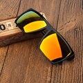Flat Top Mirrored Mens Sunglasses Women Luxury Brand Designer Square Skull Sun Glasses For Womens Men Driving Goggles Big Shades