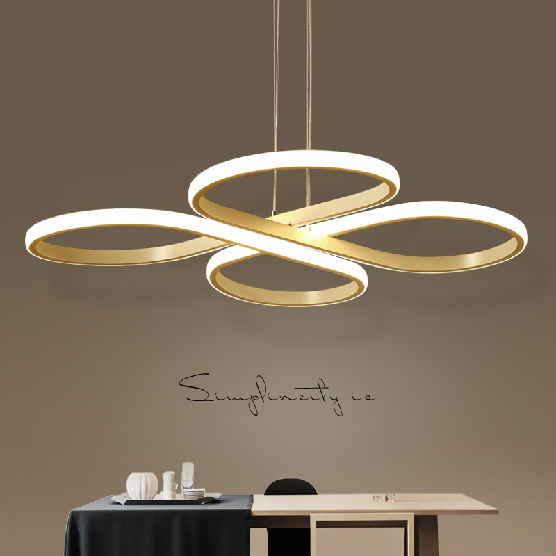 New Top modern led pendant chandelier lights for dinning room living room restaurant kitchen pendant chandelier lamp Fixtures