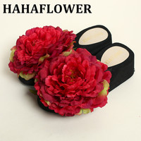 HAHAFLOWER Spring And Summer Home Slippers Bathroom Slippers Cute Flip Flop Ladies Slippers FREE SHIPPING