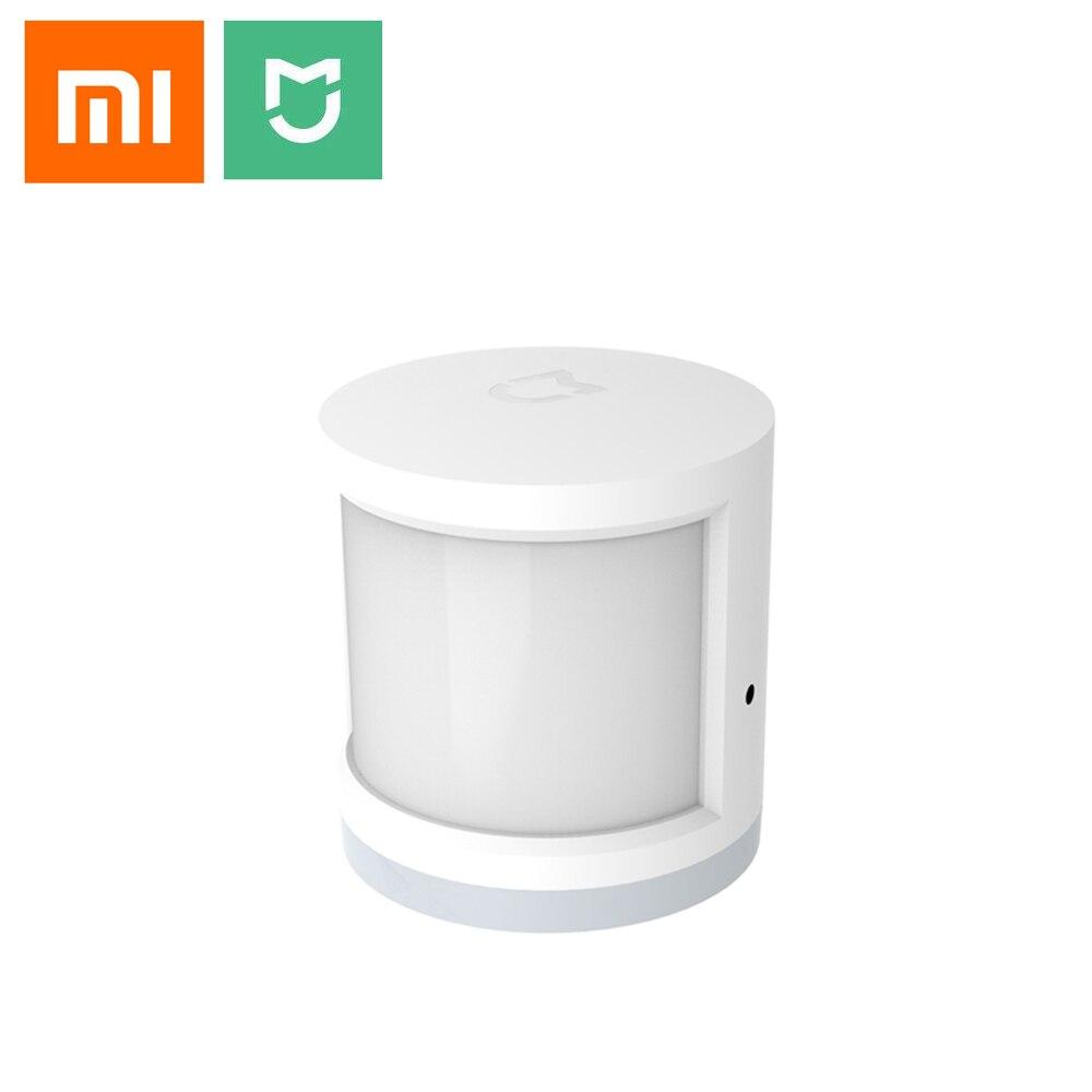 Original Xiaomi Sensor de cuerpo humano inteligente magnético casa súper práctico dispositivo accesorios inteligente dispositivo inteligente