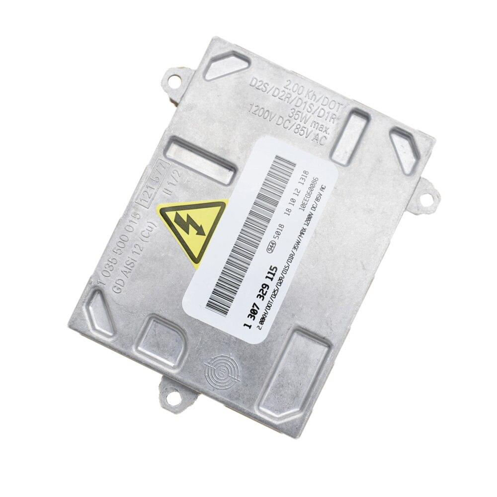 D1S D1R D2S D2R XENON BALLAST CONTROL UNIT 1307329115 For AUDI A3 A4 TT For FIAT