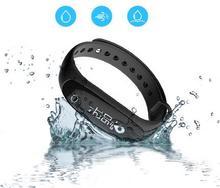 Smart Браслет IP67 Водонепроницаемый Bluetooth сердце крови кислородом Давление Шагомер Спорт фитнес-трекер активности Носимых Браслет