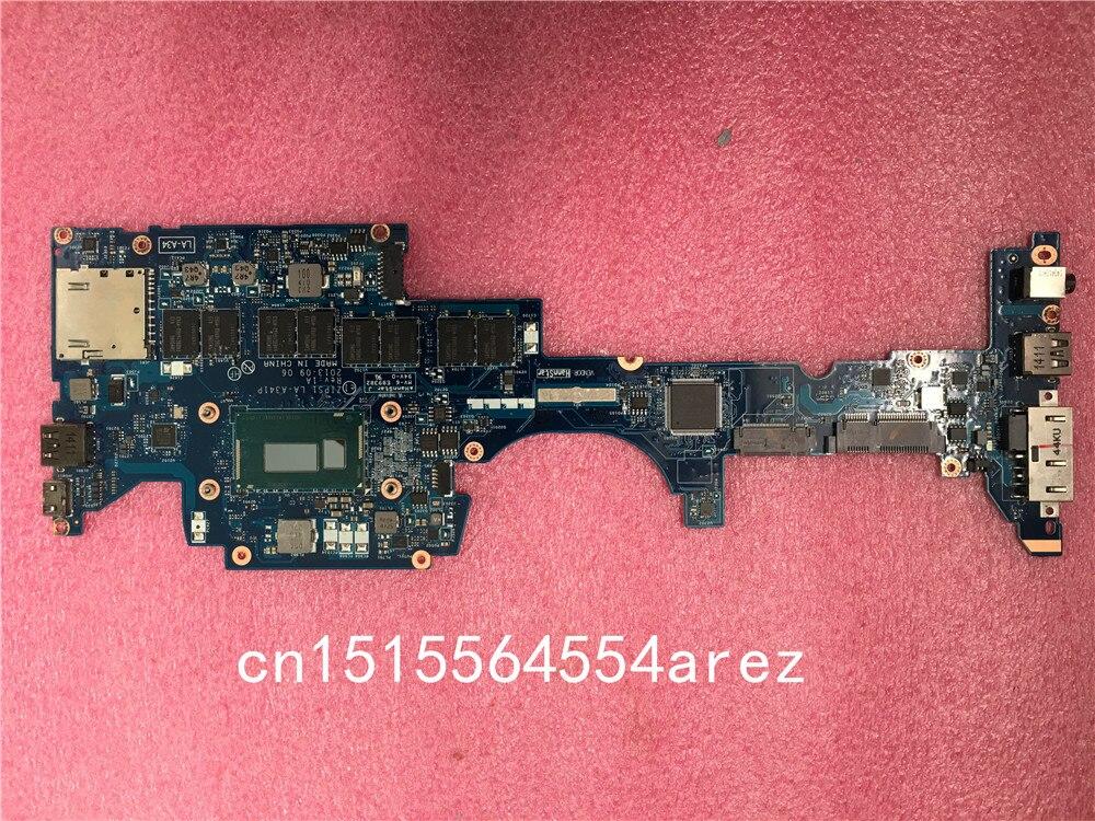 Original laptop Lenovo ThinkPad YOGA S1 motherboard mainboard i5 i5-4300 CPU 8G 00HT187 цена