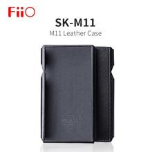 Fiio m11 música mp3 player estojo de couro SK M11 dd áudio C M11