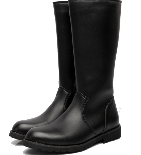 1993ccdf92e Mens Knee High Leather Boots - George's Blog
