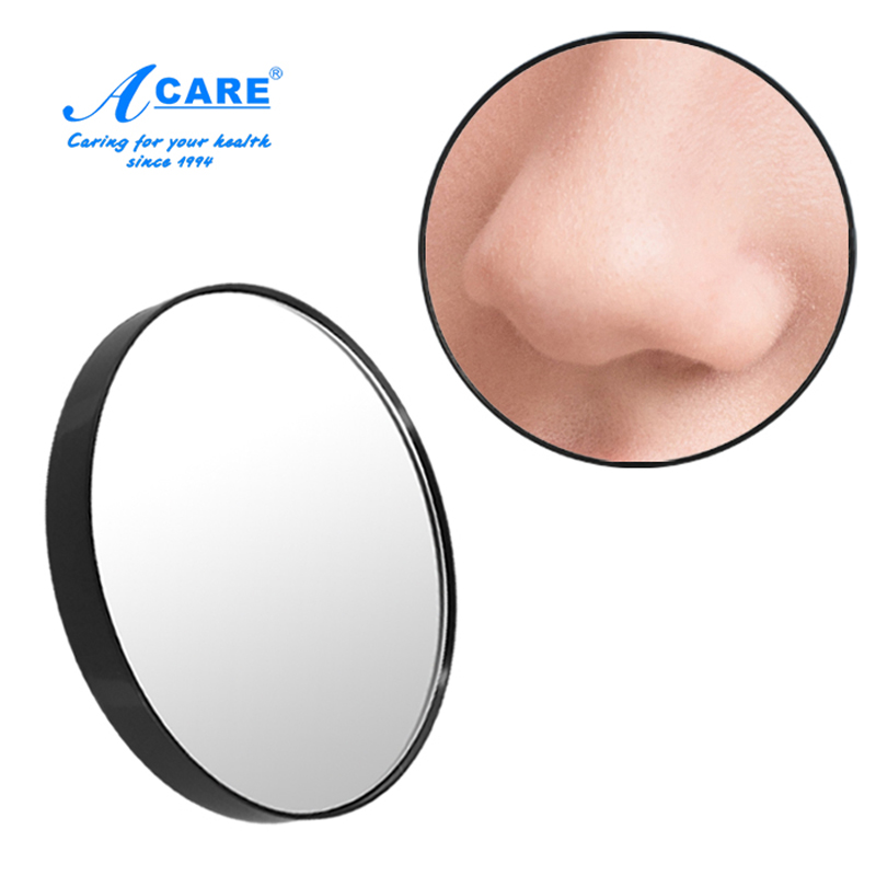 1pc acare new make up mirror 5x or 10x or 15x magnifying for Application miroir pc