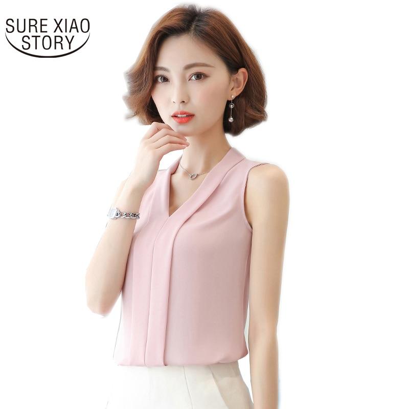 Aliexpress.com : Buy Korean Style Women Chiffon Blouse