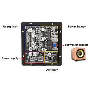 Image 4 - HIFIDIY głośniki na żywo 2.1 głośnik Subwoofer płyta wzmacniacza TPA3118 Audio 30W * 2 + 60W Sub AMP z niezależnym wyjściem 2.0