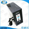 110V Coin operated timer control box Coin box with comparable coin selector acceptor for washing massage chair