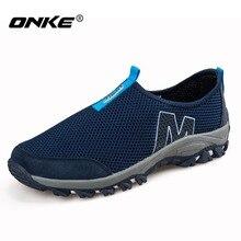 2017 Summer Men Shoes Running shoes for Men Breathable Mesh Women Sneakers Slip-on Sport Shoe Outdoor Walking Zapatillas 769