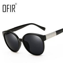 OFIR Fashion Metal Sunglasses Women UV400 New Brand Designers Men Female Cat Eye Sun Glasses lentes de sol YF-62