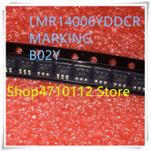 NEW 10PCS/LOT LMR14006YDDCR LMR14006Y LMR14006 MARKING B02Y SOT23-6 IC