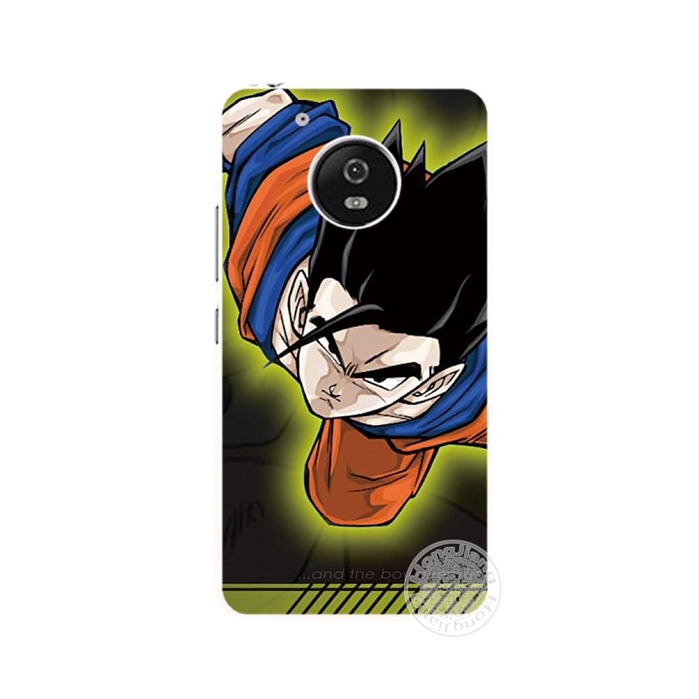 Dragon Ball Phone Case For Motorola Moto G6/G5/G4 PLAY PLUS/ZUK Z2 pro/BQ M5.0