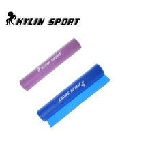 Set of 2 Strengthen muscles training 1.5m resistance bands fitness power exercise for wholesale and free shipping kylin sport недорго, оригинальная цена
