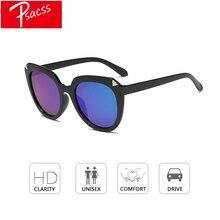 Psacss Cat Eye Sunglasses For Women Colored Lens Cute Sexy Sun Glasses Womens Vintage Luxury Sunglass oculos de sol feminino
