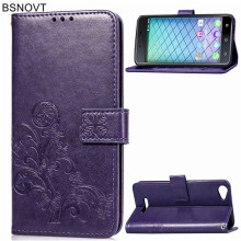 For BQ 5059 Case Flip Silicone Leather Wallet Anti-knock Case For BQ BQS-5059 Cover For BQ BQS 5059 Phone Bag Case Fundas BSNOVT купить недорого в Москве