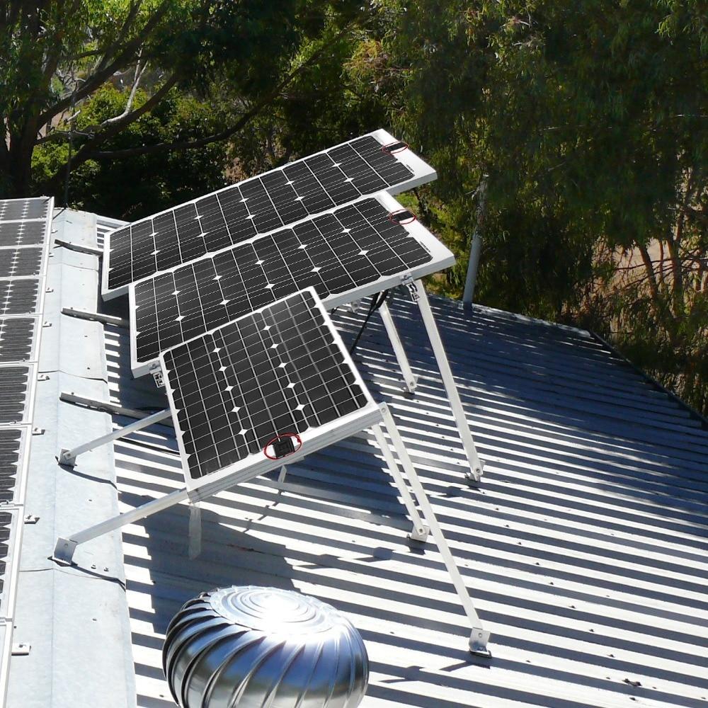 Dokio 50 w 18 v painel solar