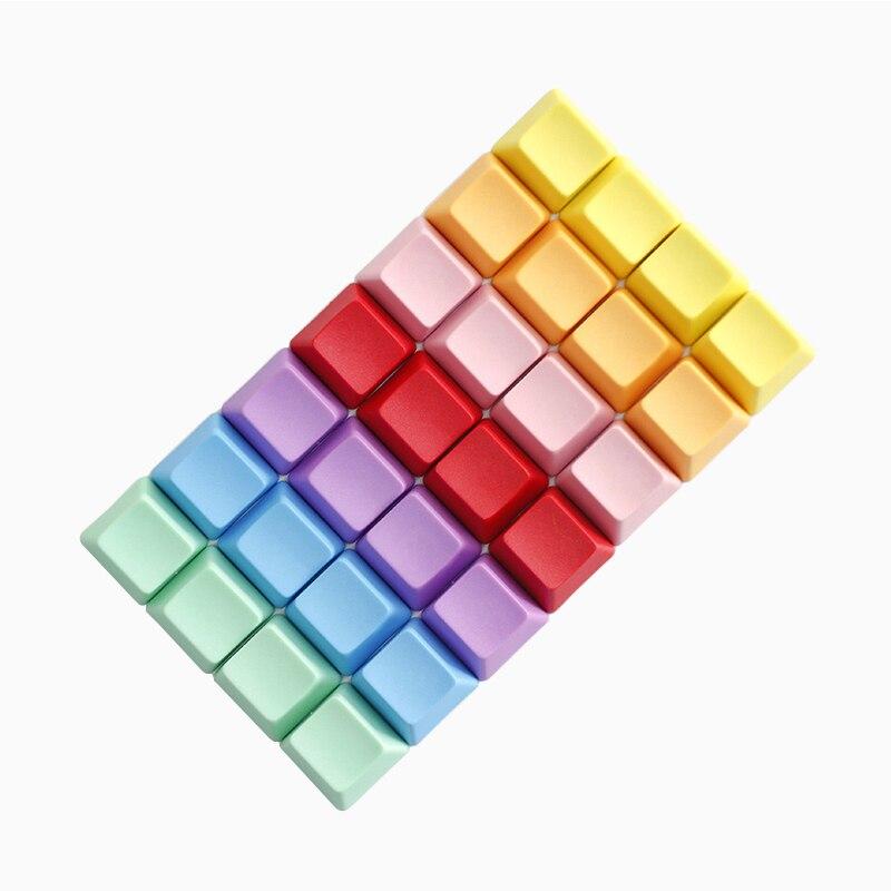 Kbdfans Blank Pbt Keycapss Thick Keycap For Usb Wried  Mechanical Keyboard R1 R2 R3 R4  Oem Profile  Arrow