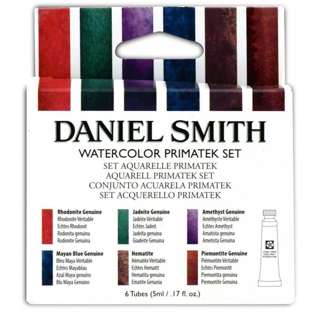 aliexpress com buy daniel smith watercolor primatek set essentials