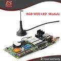 Novo! HD-D10 D10 + módulo Wi-fi rgb levou controlador de sinal cartão para Windows, táxi, a publicidade em ecrã led